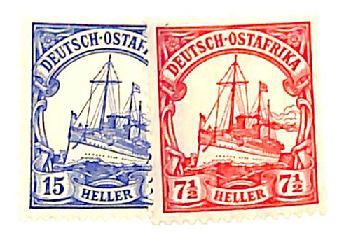 1906-08 German East Africa