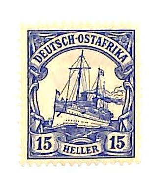1908 German East Africa