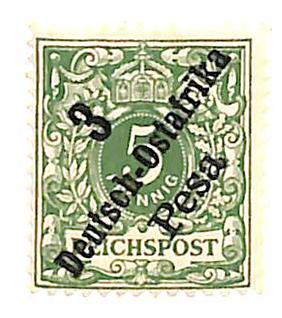 1896 German East Africa