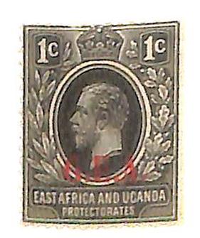 1917 German East Africa