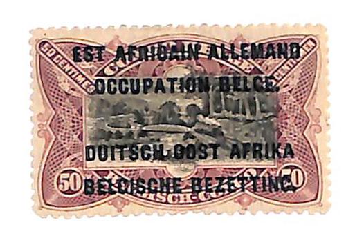 1916 German East Africa