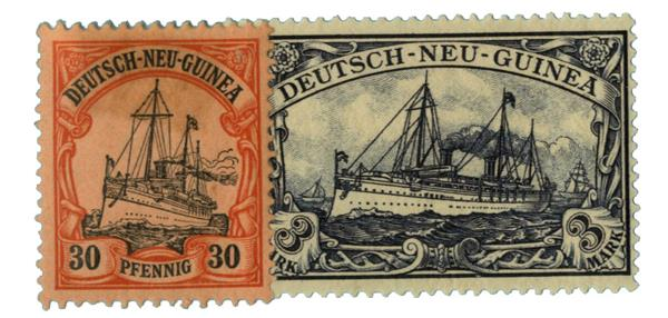1901 German New Guinea