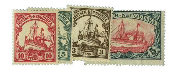 1914-19 German New Guinea