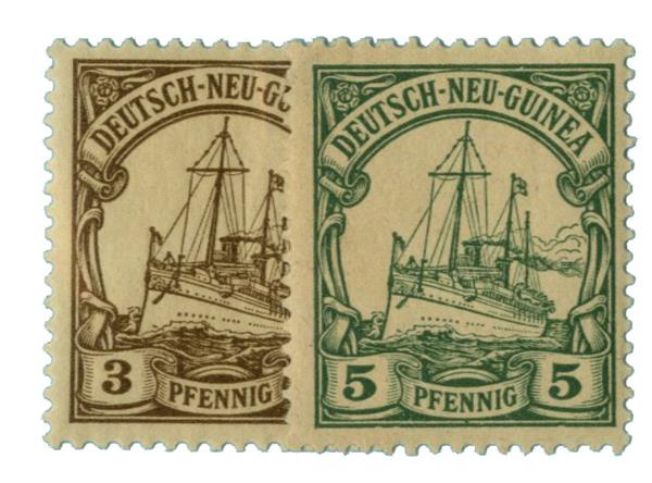 1901 German New Guinea