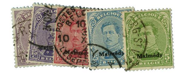 1920-21 German Occupations