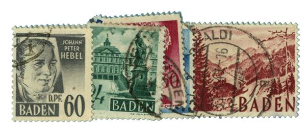 1948 German Occupations