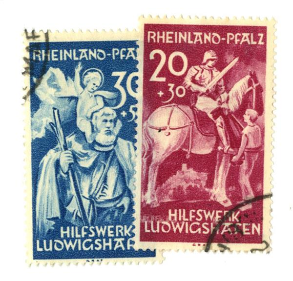 1918 German Occupations