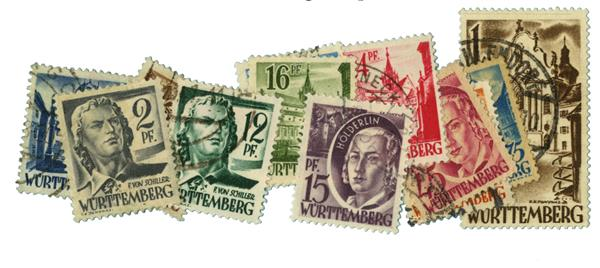 1947-48 German Occupations