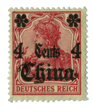 1906 German Offices in China