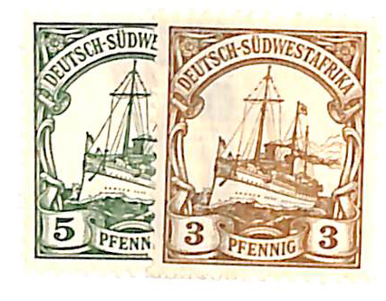 1906-07 German South West Africa