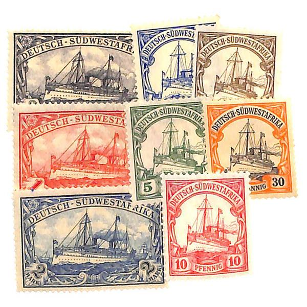 1906-19 German South West Africa