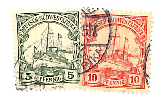 1906 German South West Africa