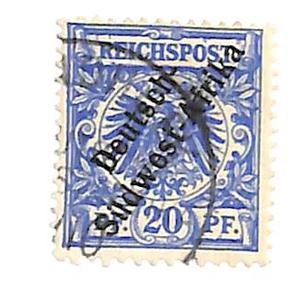1897 German South West Africa