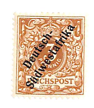1898 German South West Africa