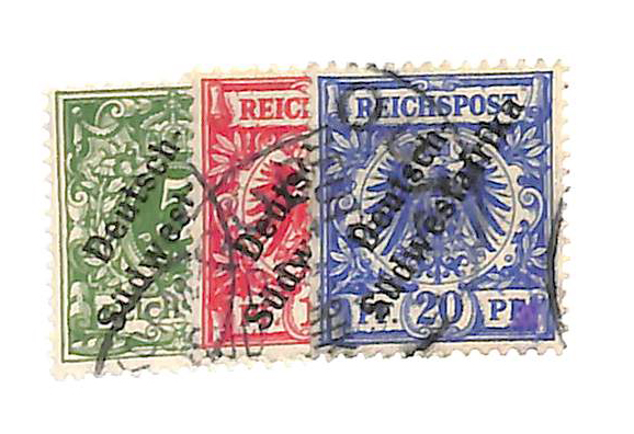 1898-99 German South West Africa