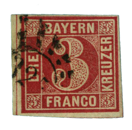 1862 German States-Bavaria