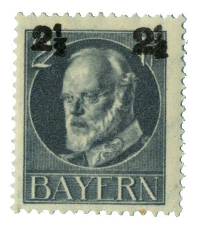 1916 German States-Bavaria