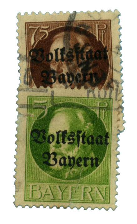 1919 German States-Bavaria