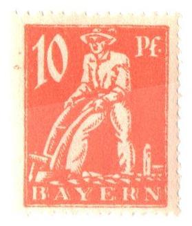 1920 German States-Bavaria