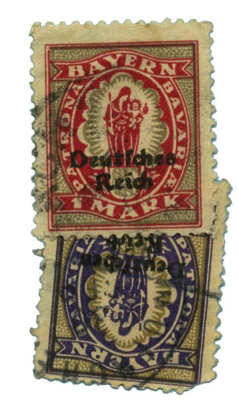 1920 German States-Bavaria