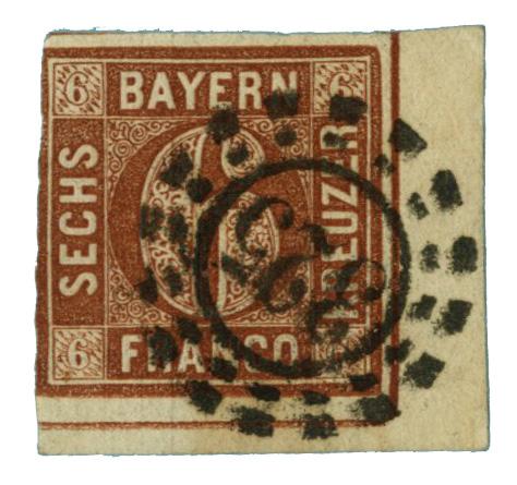 1850 German States-Bavaria
