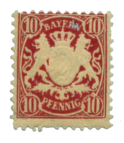 1881 German States-Bavaria