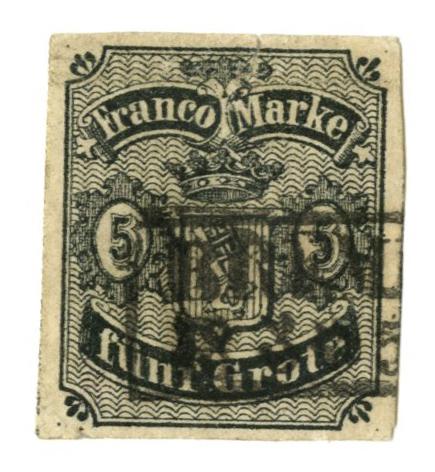 1856 German States-Bremen