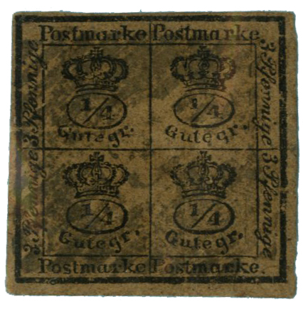 1857 German States-Brunswick