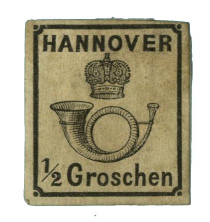 1860 German States-Hanover