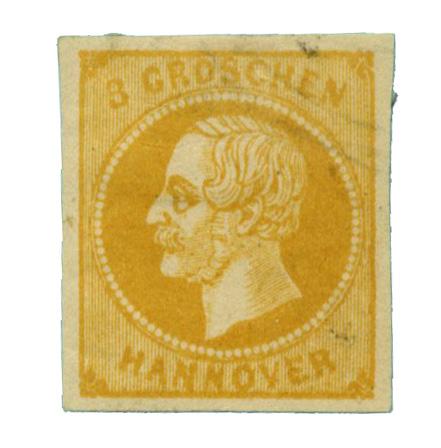 1859 German States-Hanover