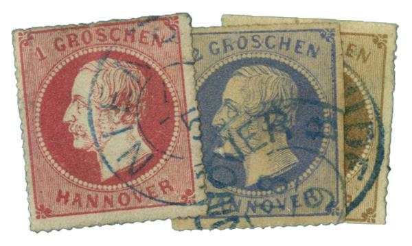 1864 German States-Hanover