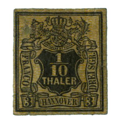 1855 German States-Hanover