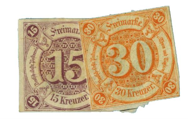 1859 German States-Thurn & Taxis