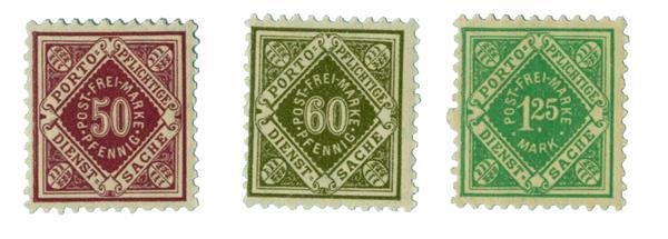 1921 German States-Wurttemburg