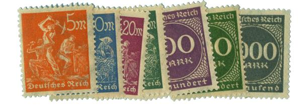 1922-23 Germany