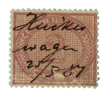 1889 Germany