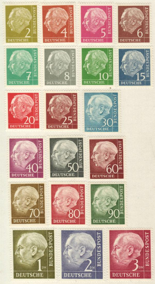 1954-60 Germany