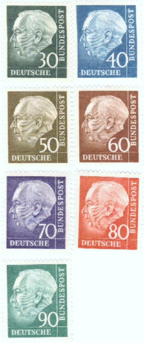 1956-57 Germany