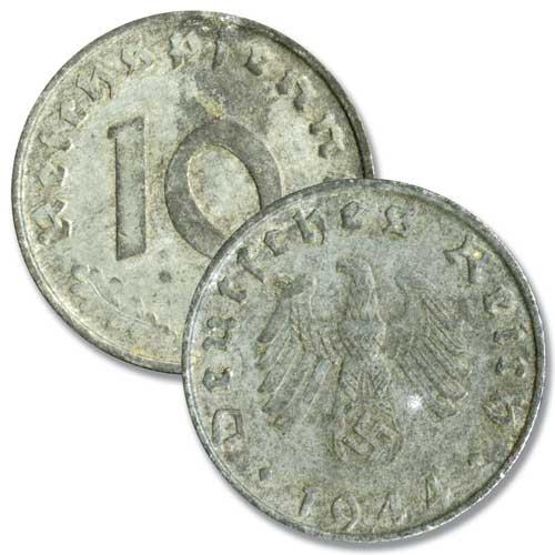 Germany 10 Reichspfennig