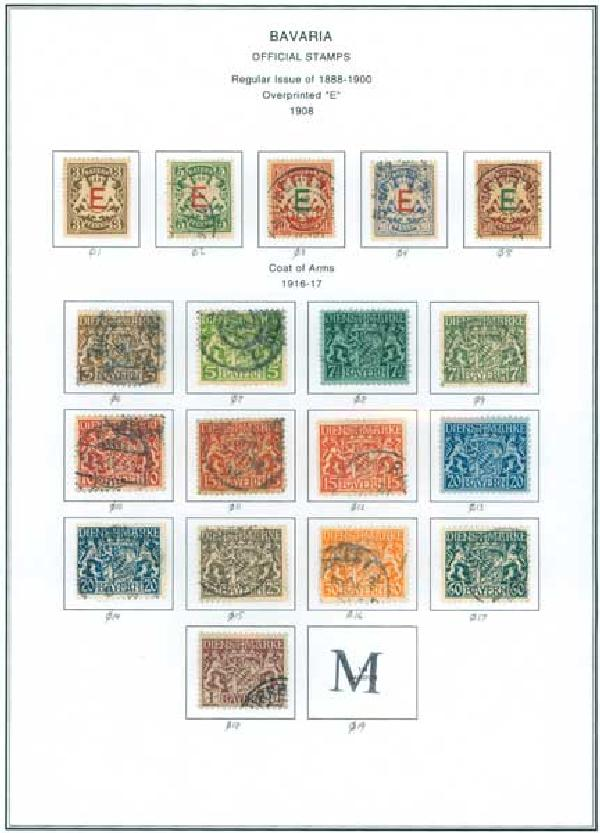 1862-1921  German States