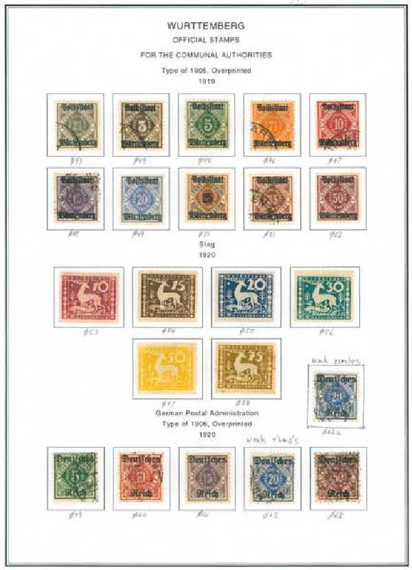 1862-1923  German States