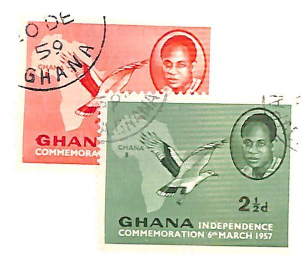 1957 Ghana