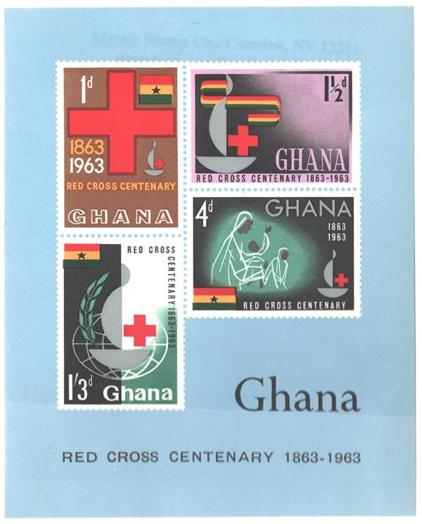 1963 Ghana