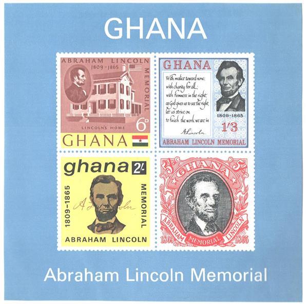 1965 Ghana