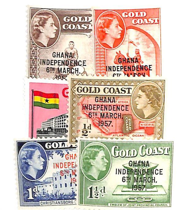 1957-58 Ghana