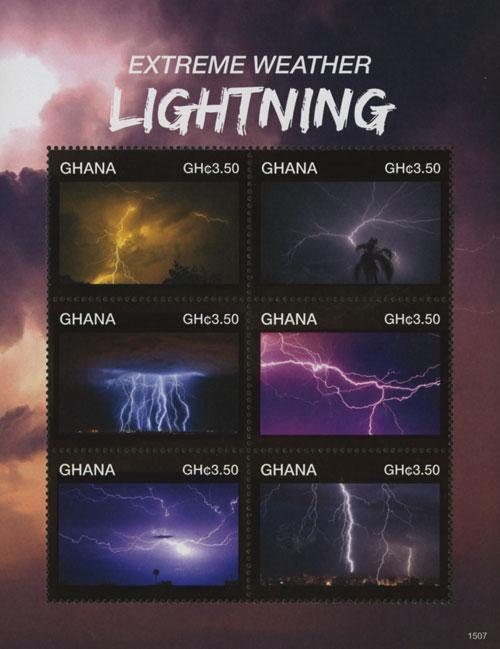 2015 Ghana Lightning sheet
