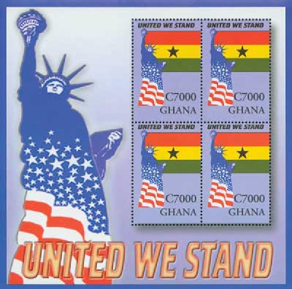 Ghana C7000, United We Stand S/S