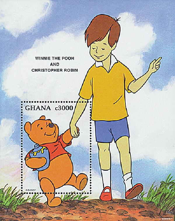 Item #MDS296C marked the 70th anniversary of Pooh's first book.