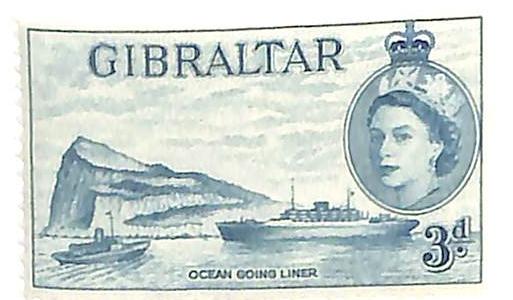 1953 Gibraltar