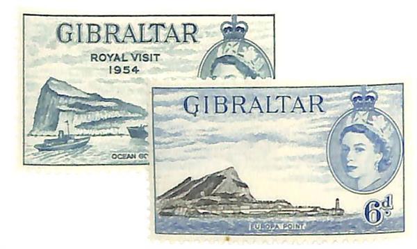 1953-54 Gibraltar